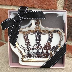 Juicy Couture Crown Trinket Tray, Limited Edition